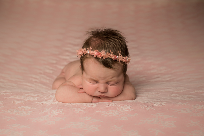 tomball texas newborn portraits