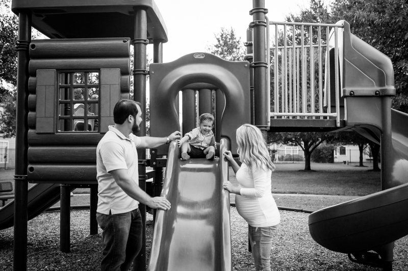 lifestyle family photography session in cypress texas