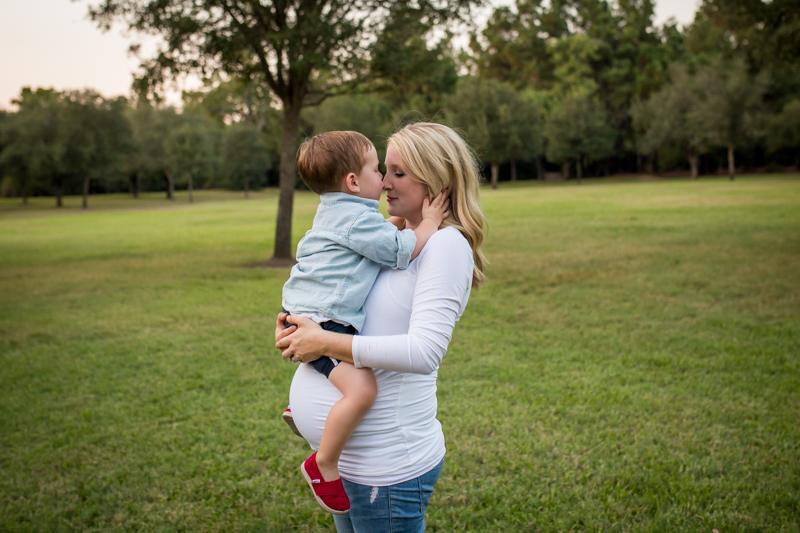 professional family photographer in houston texas
