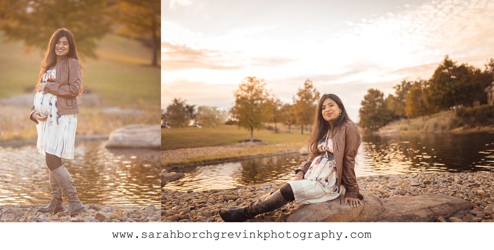 cypress texas maternity portraits