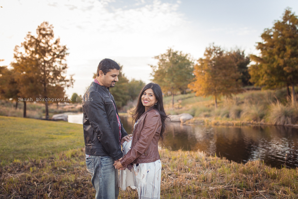 spring tx maternity session