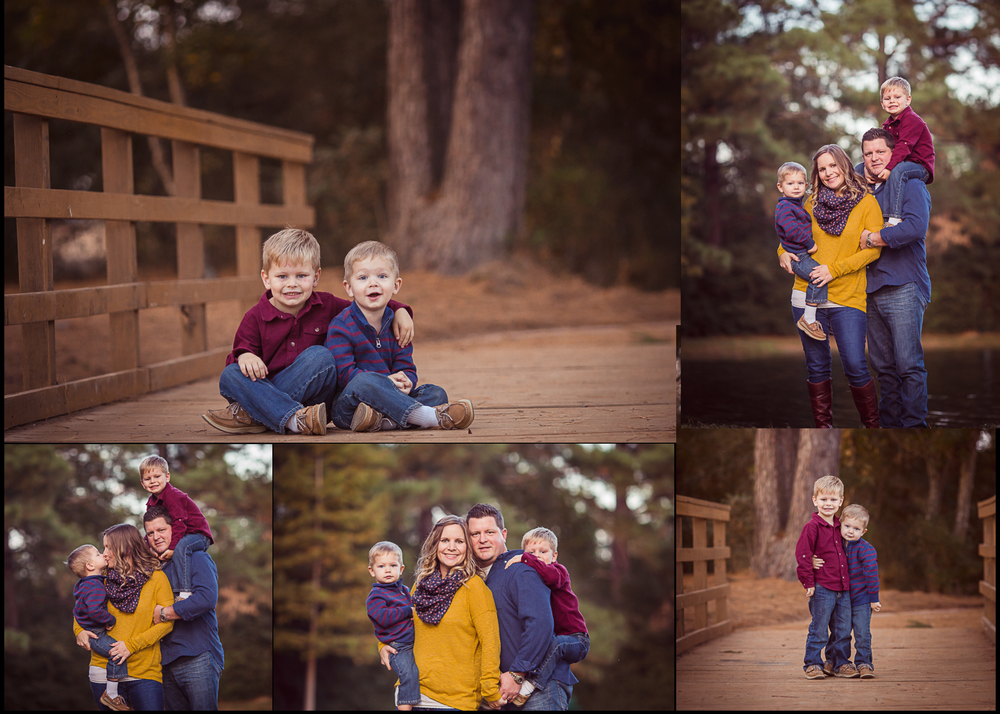 Sarah Borchgrevink Photography - Cypress TX Family and Child Portrait Photographer