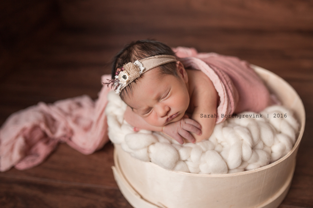 Cypress Texas Custom Newborn Photography