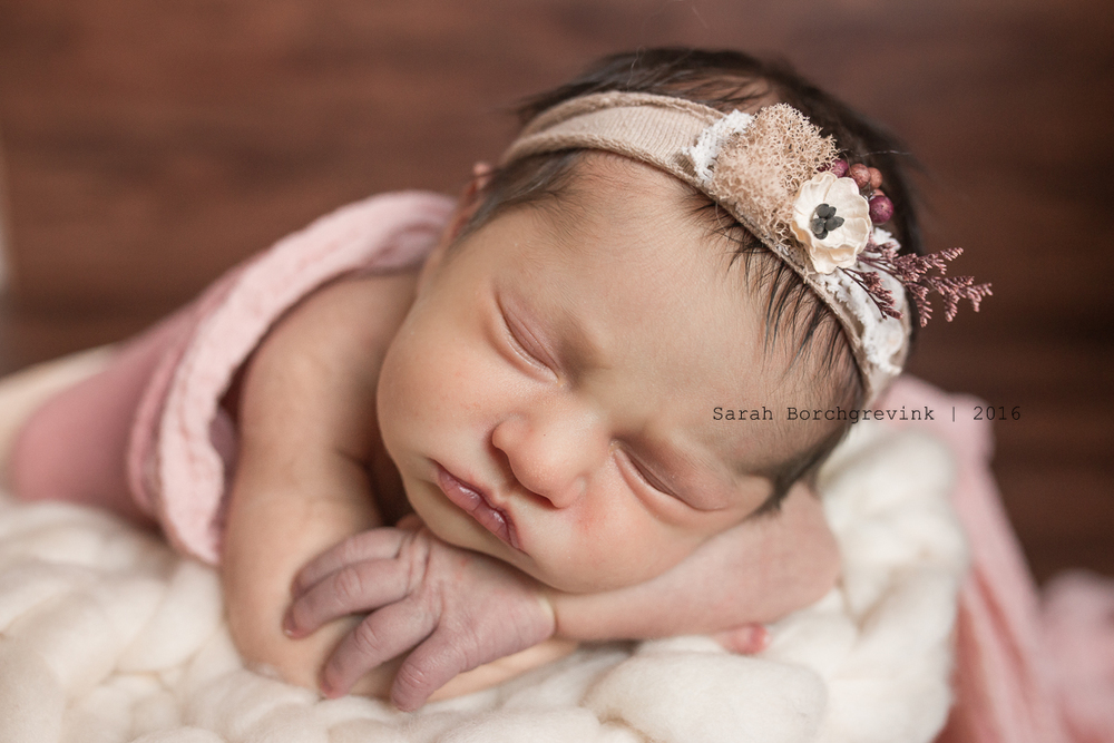Newborn Photographer in The Woodlands TX