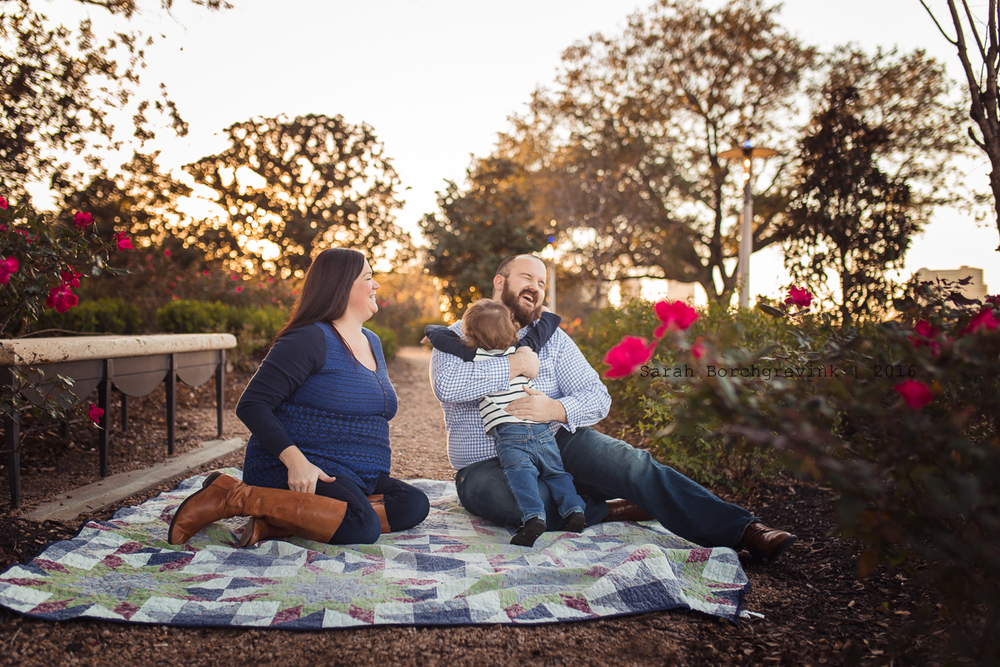 Golden Hour Family Session | Tomball, Cypress and Spring TX Photographer