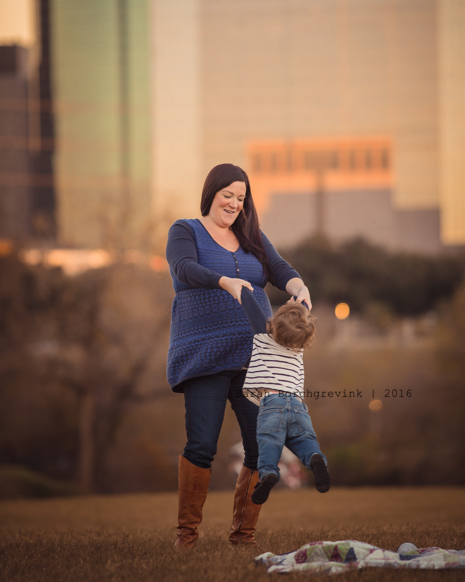 Candid Family Photographer | Houston, Cypress and Katy Texas