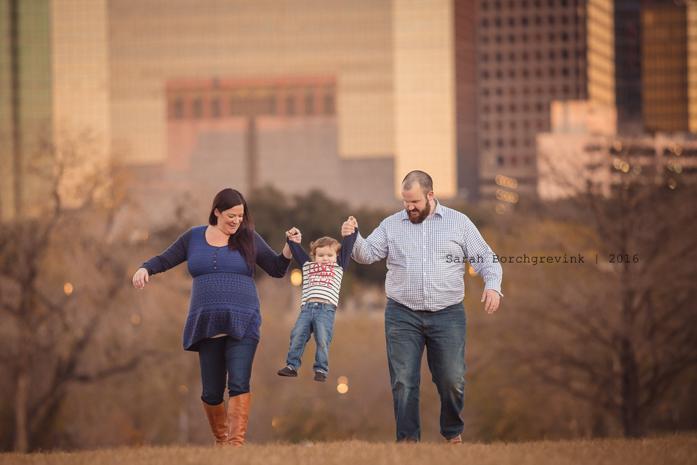 The Woodlands Texas Family Photography Session