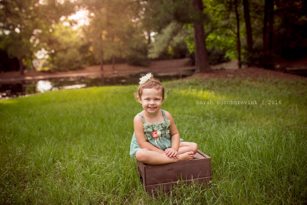 Cypress Child Portrait Photographer