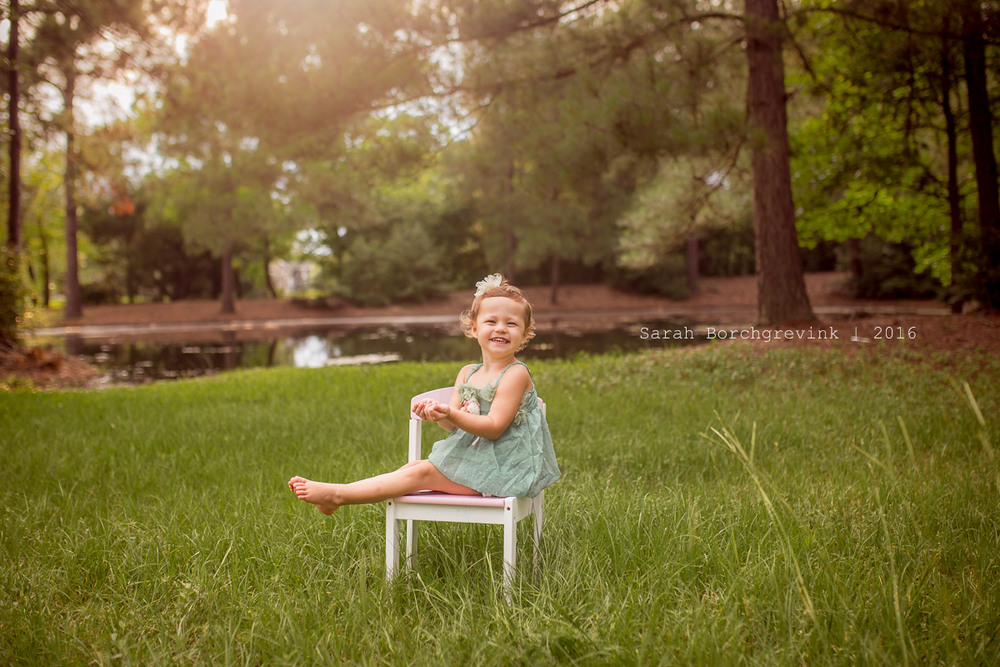 Tomball Texas Outdoor Child Photography Session