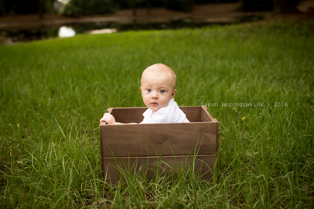 Cypress Texas Baby Photography