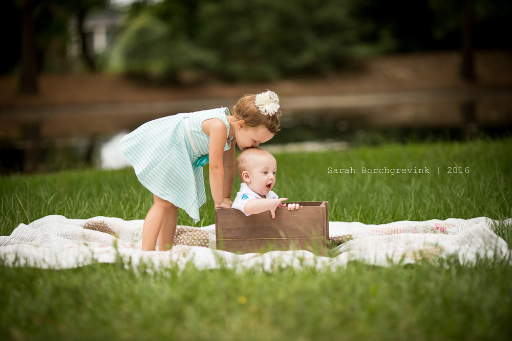 Northwest Houston TX Child and Baby Photographer