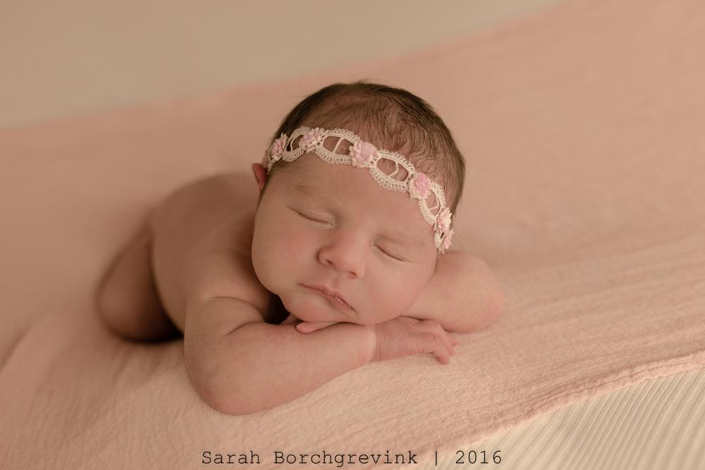 Custom Newborn Photography in Houston Texas