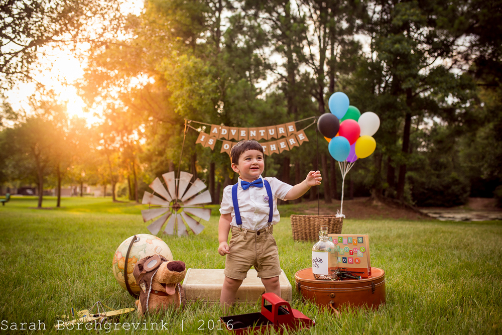 """Up"" Photo Shoot 