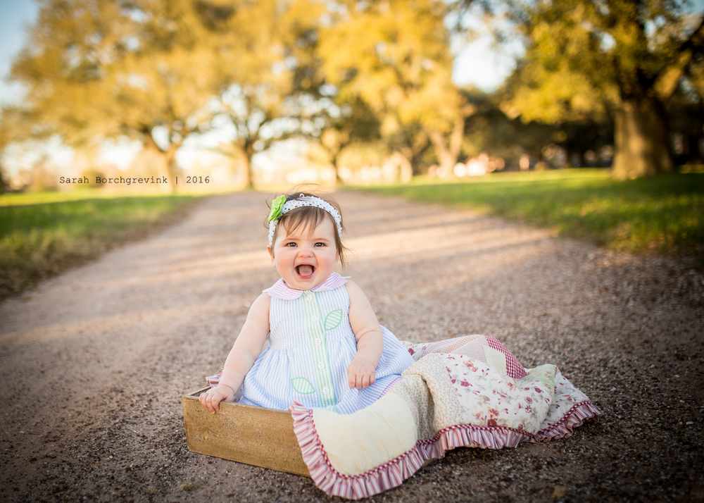 Baby Photographer | The Woodlands TX