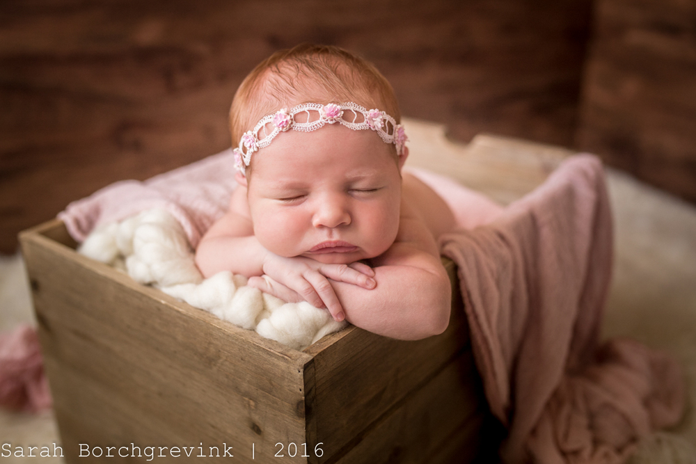 Tomball TX Newborn Pictures