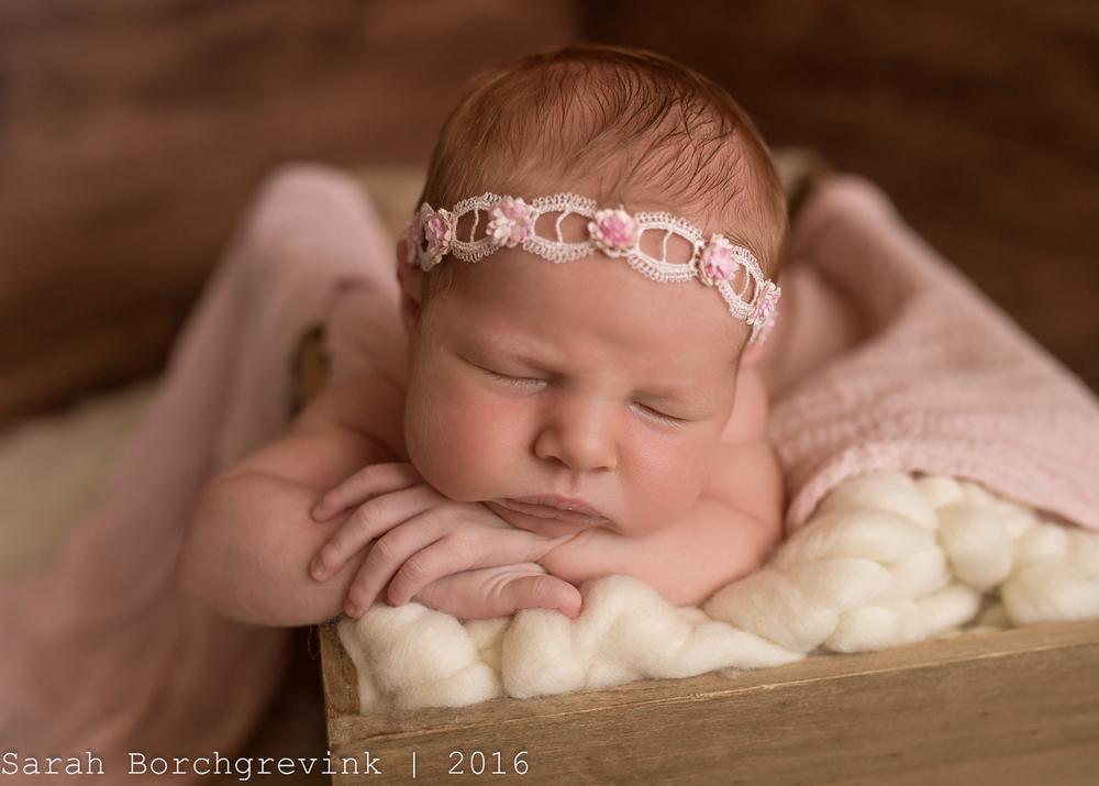 Organic Newborn Photography | Cypress TX