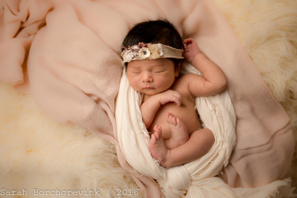 Northwest Houston Newborn Photography