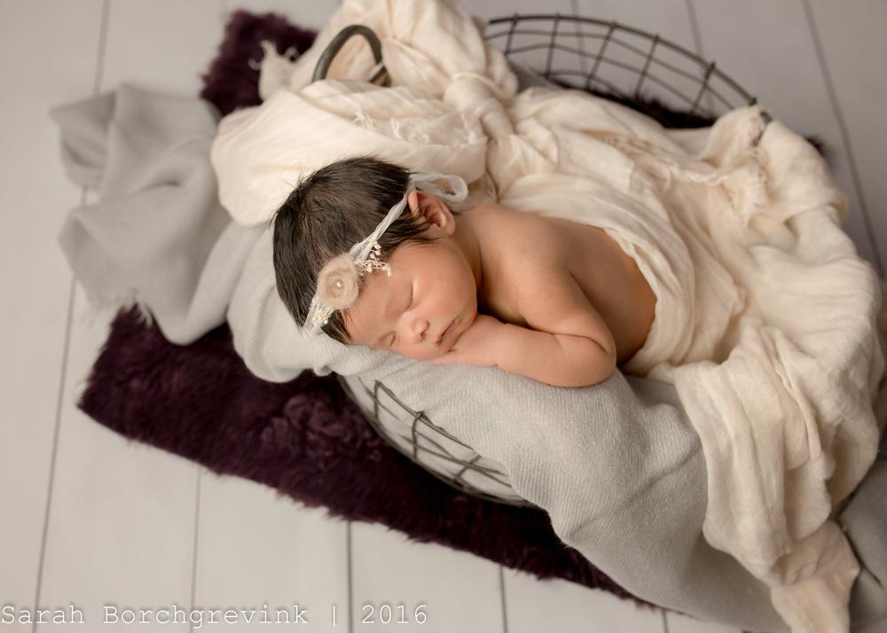 Baby Photographer in Cypress TX | Northwest Houston Newborn Portraits