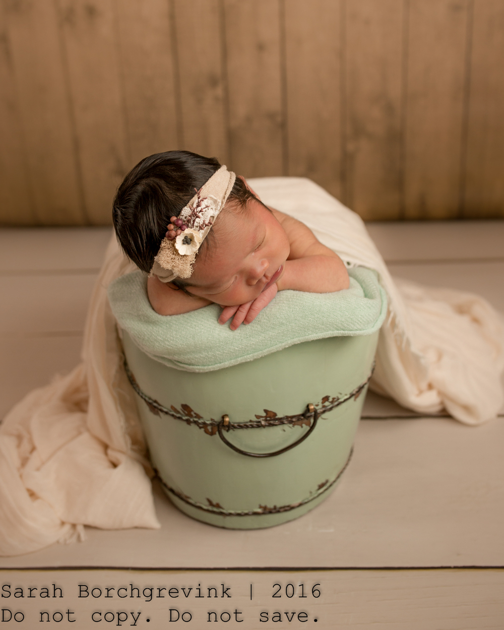 Houston Newborn Baby Portraits