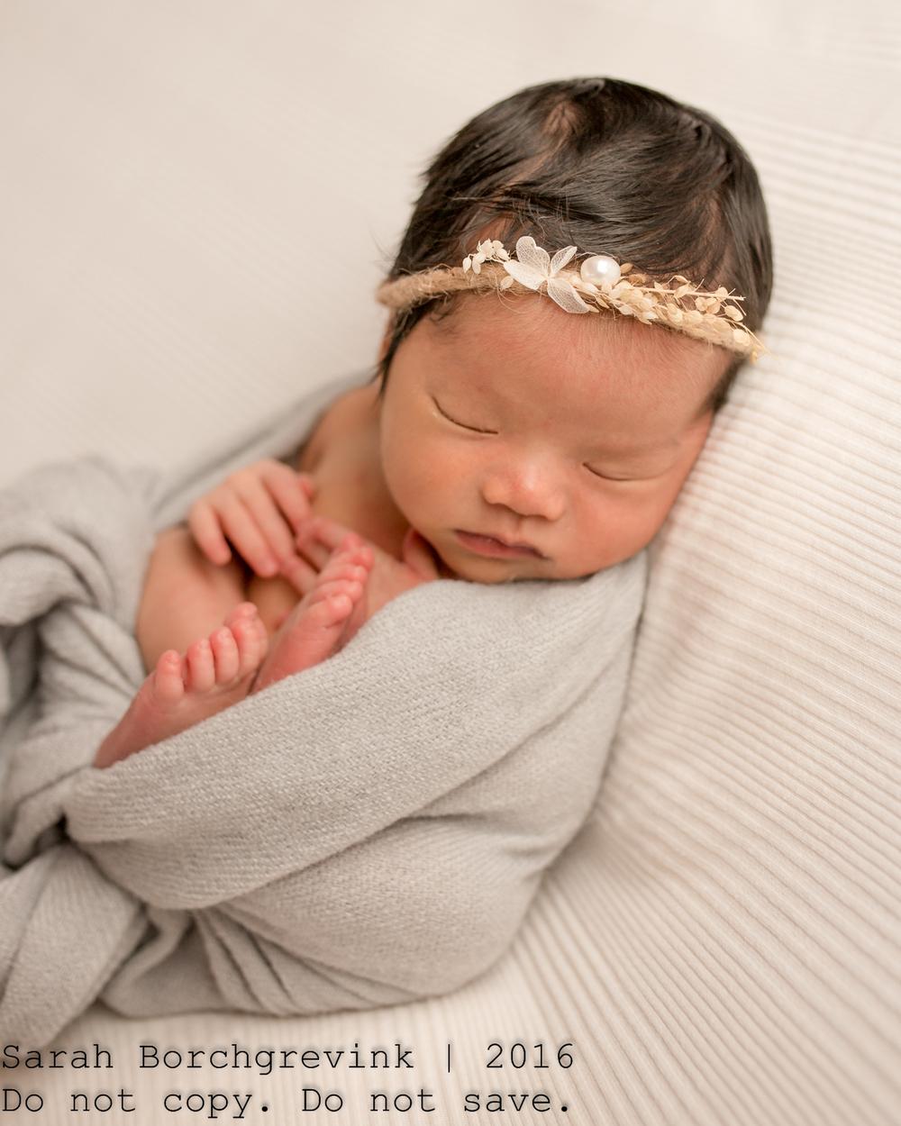 Custom Newborn Photographer