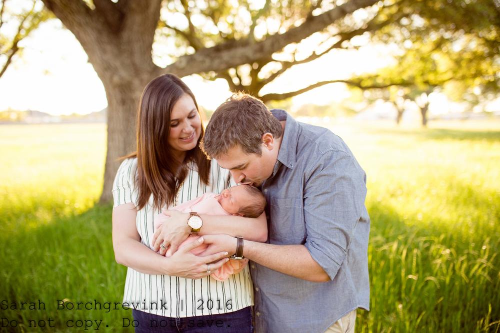 The Woodlands Newborn Photography