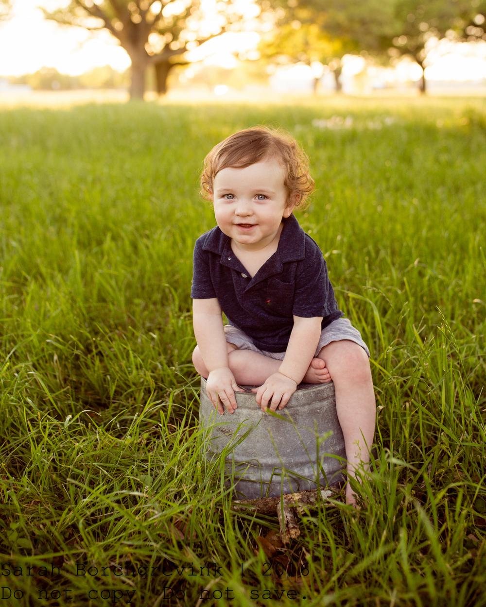 Houston TX Child Portraiture