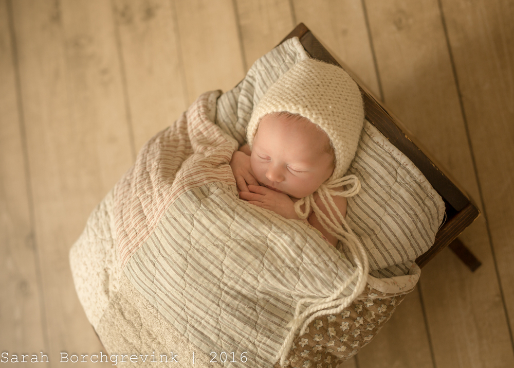 On Location Newborn Photographer | Sarah Borchgrevink