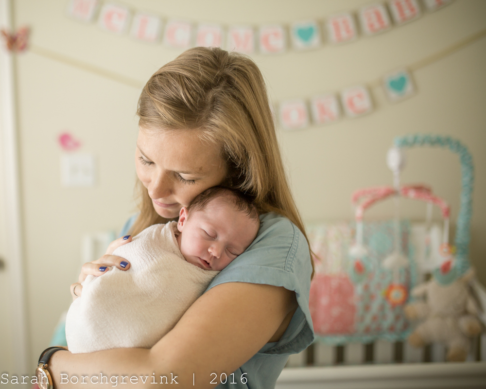Beautiful Houston Newborn Photography