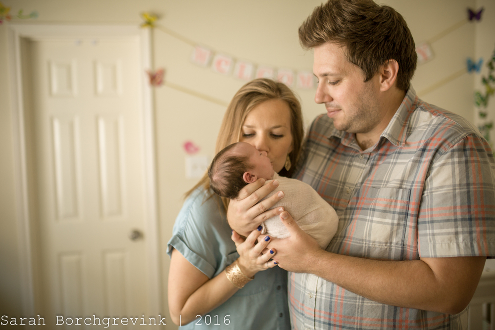 Houston Newborn Phots