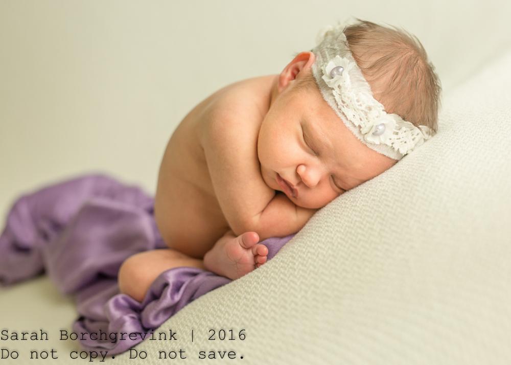 Sarah Borchgrevink Photography | Houston TX Newborn Photographer