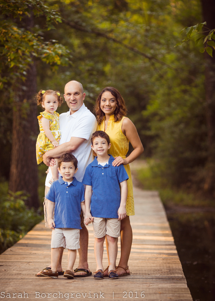 Cypress TX Family Photographer
