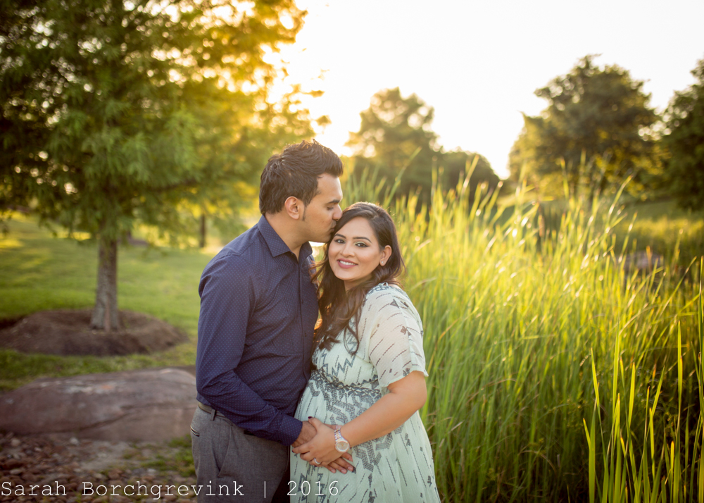 Spring TX Newborn Photographer