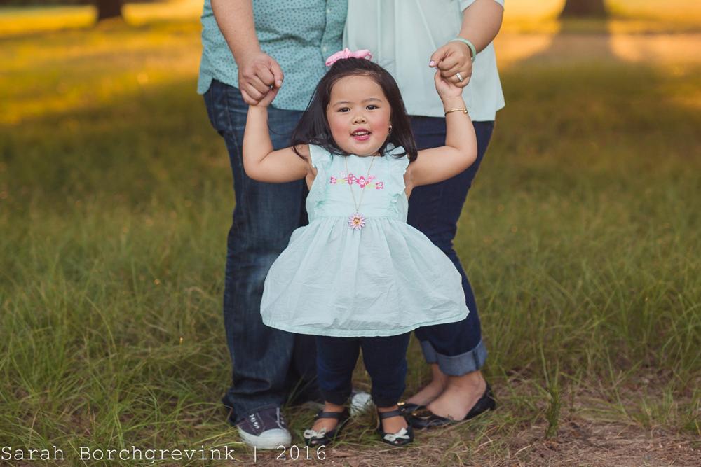 Best Houston Family Photographer