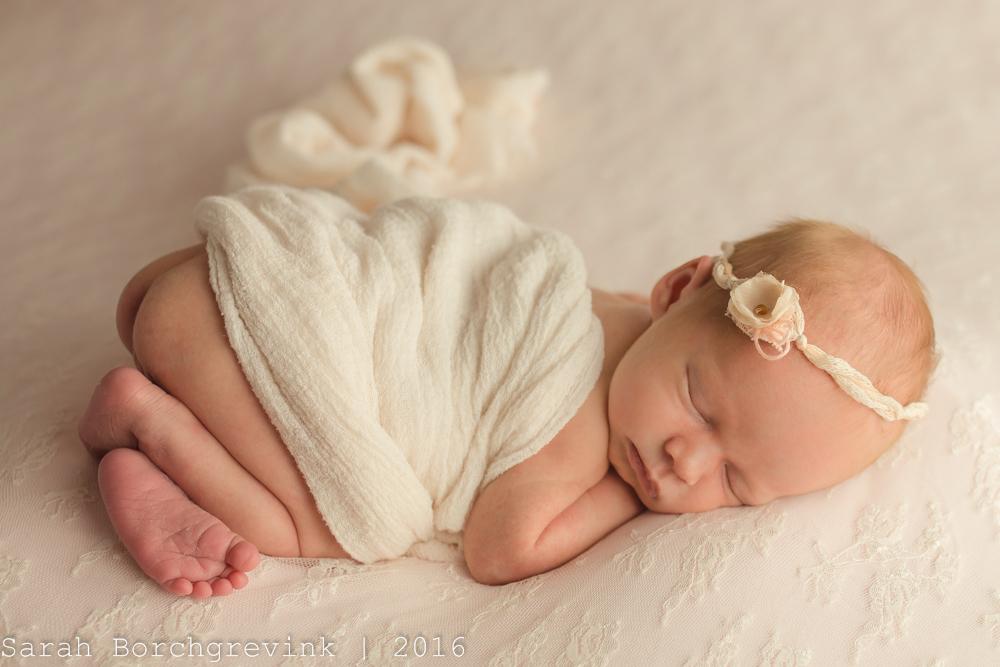 The Woodlands Newborn Photographer | Sarah Borchgrevink
