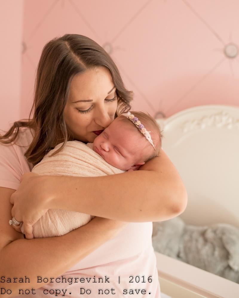 Magnolia TX Newborn Photography