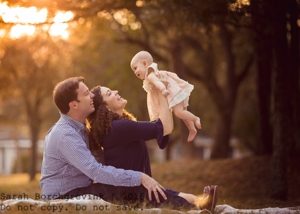 Houston TX Family Photography