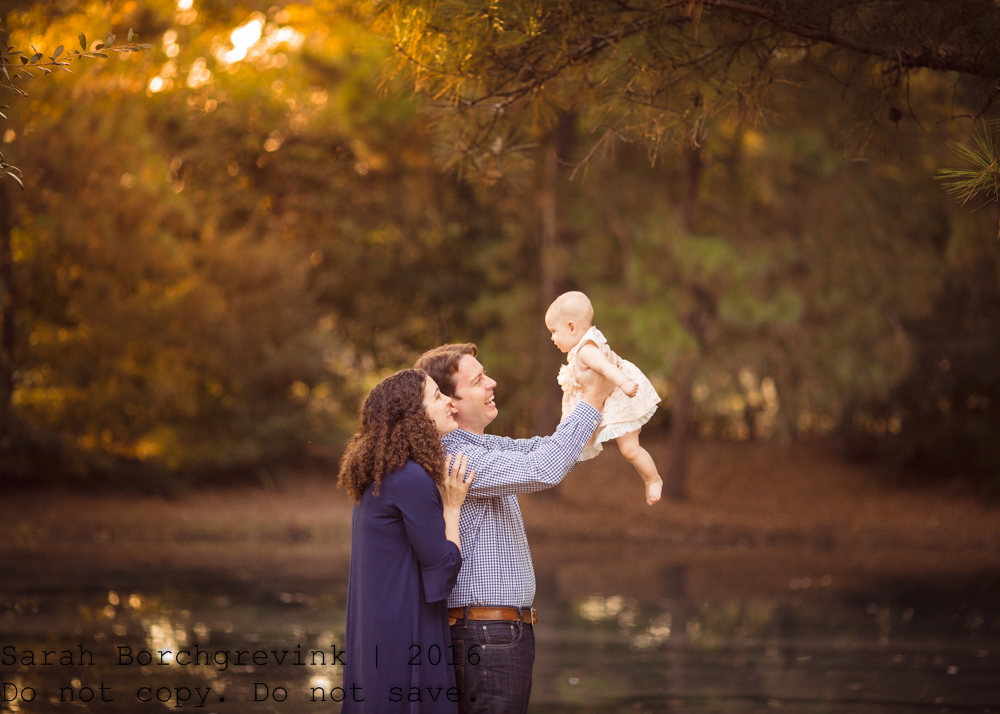 The Woodlands TX Family Portraits