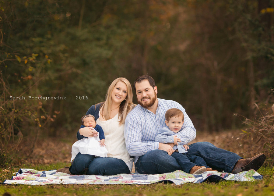 North Houston Family Photographry