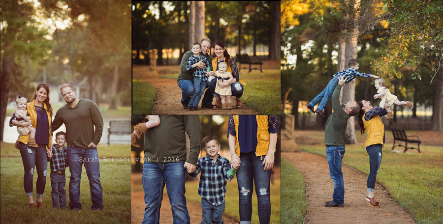 Family Portraits Houston TX