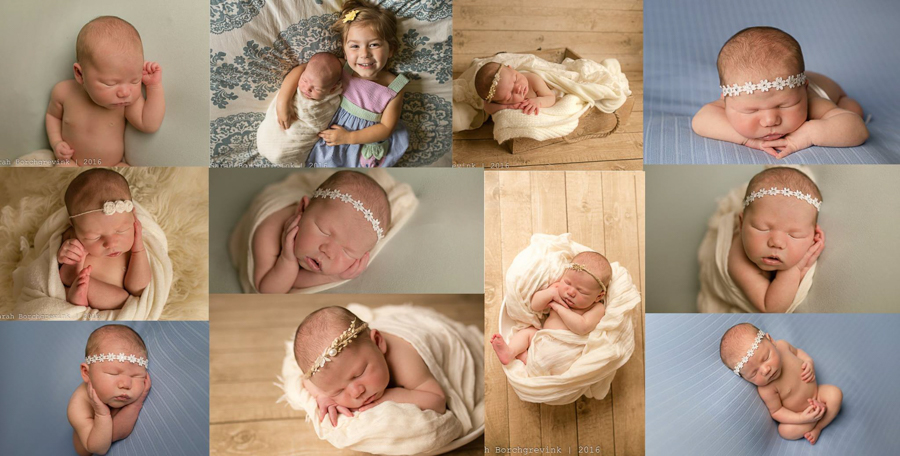 Cinco Ranch Newborn Baby Portraits