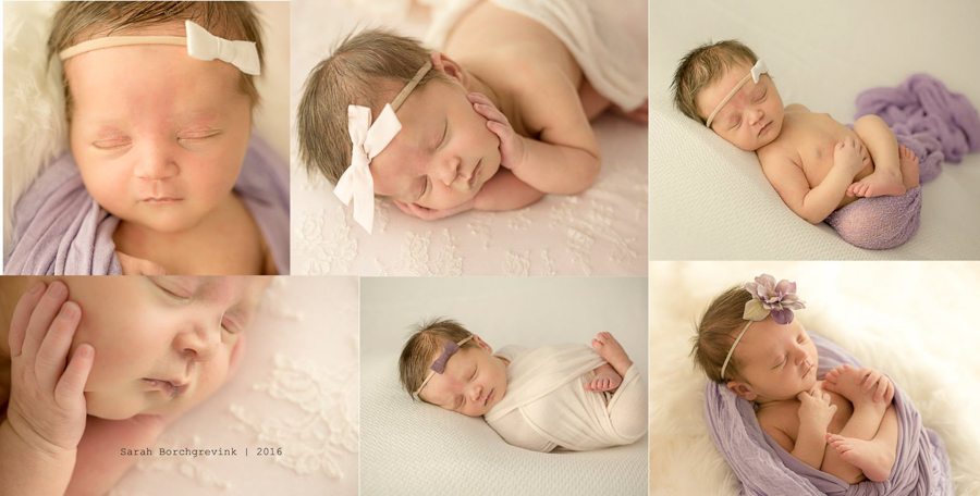 West Houston Newborn Portraits