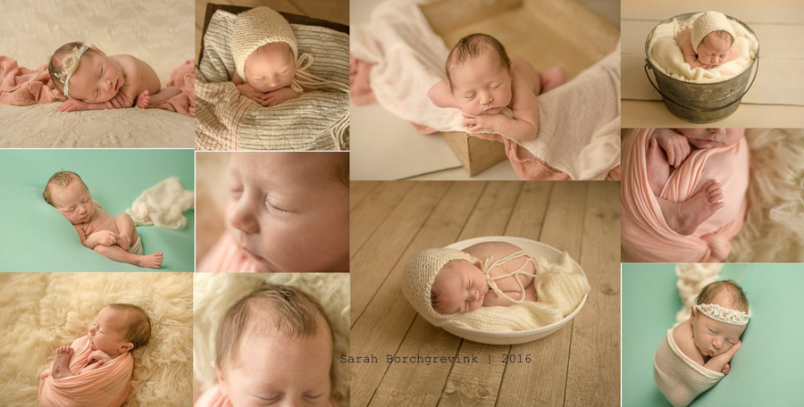 Newborn Portraits in Houston TX