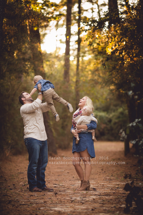 Sarah Borchgrevink Photography | Cypress, Tomball, Spring & The Woodlands TX Family Photographer