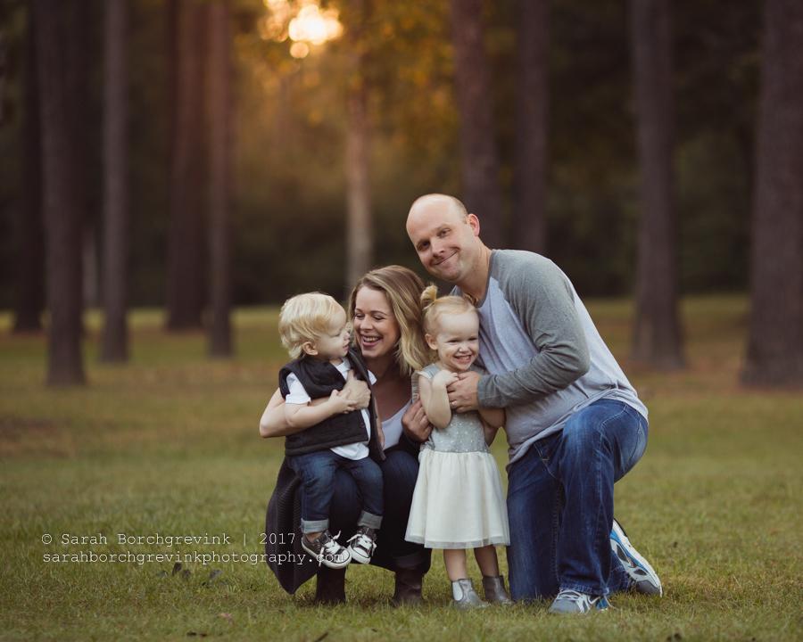 Cypress Family Photographer | Sarah Borchgrevink