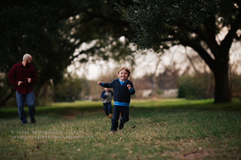Sarah Borchgrevink Photography | The Woodlands TX Family Portraits