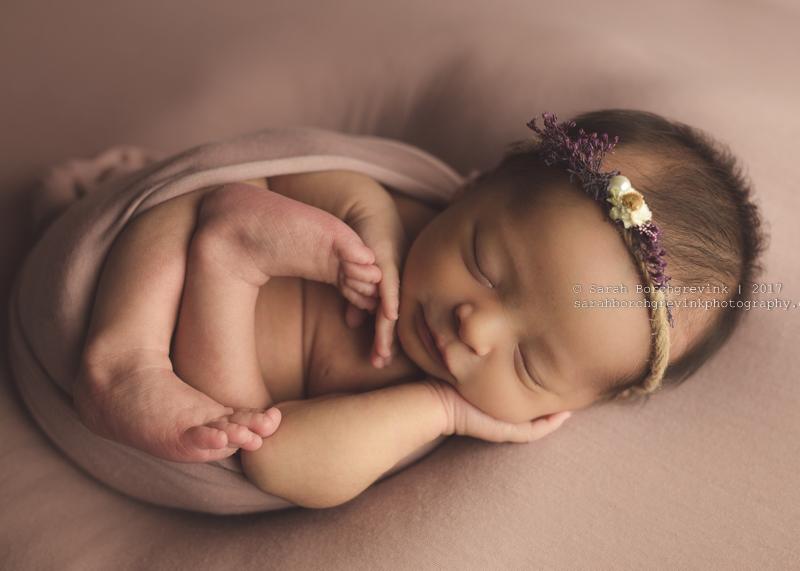 Houston Newborn Photographer - Newborn & Maternity Portraits in Houston TX