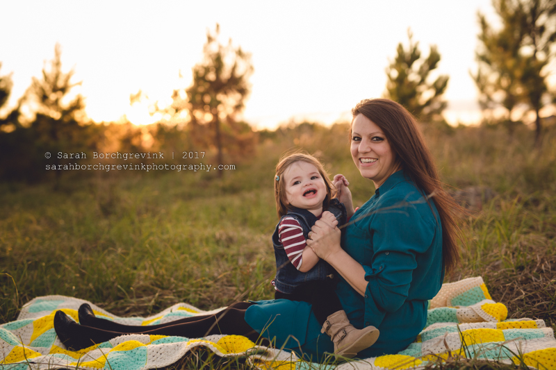 Houston Outdoor Family Photography by Sarah Borchgrevink