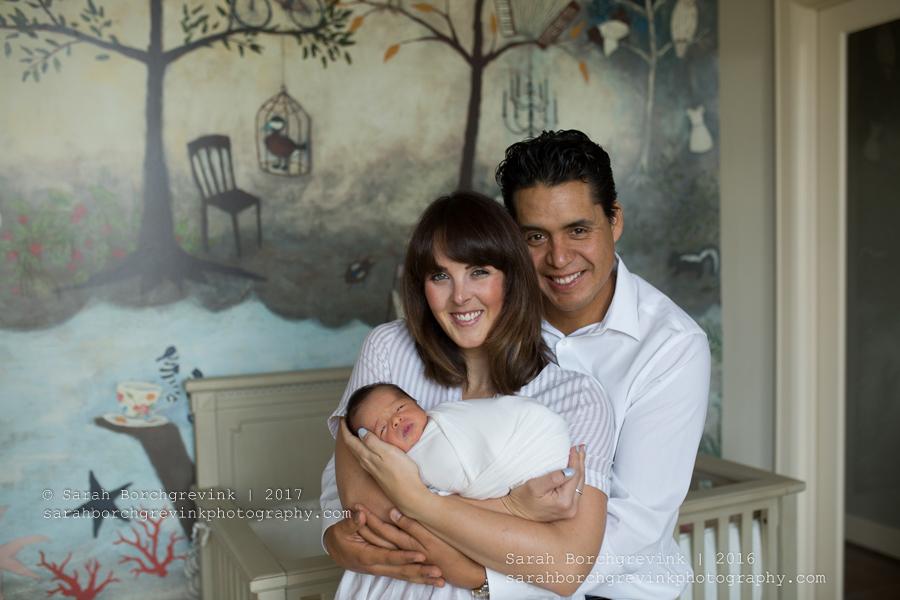 Houston Newborn Photographer In Home