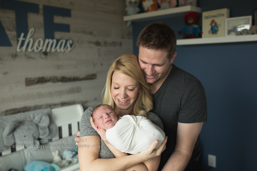Houston Newborn Photographer - Best Baby Photographer in Houston