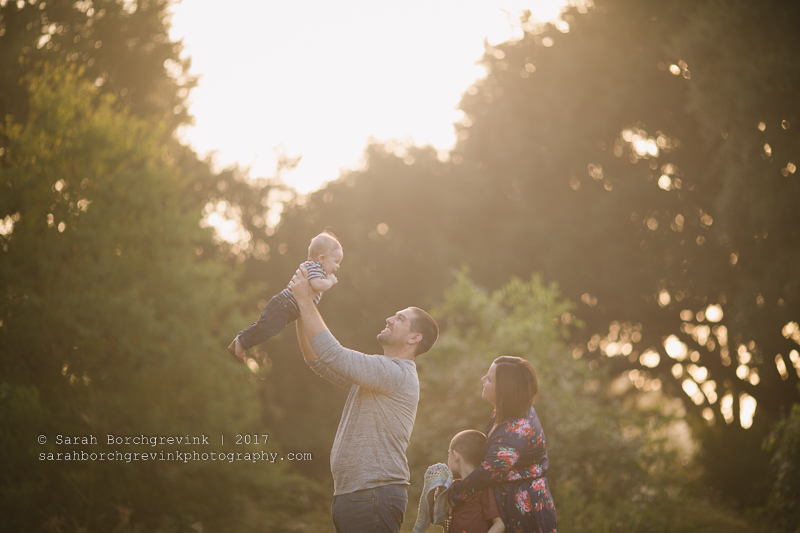 Houston TX Family Photography by Sarah Borchgrevink